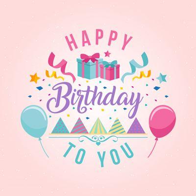 Online Birthday Greetings For Myself